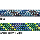 New England Ropes 10.2mm Chalk Line Gym 200m Dry