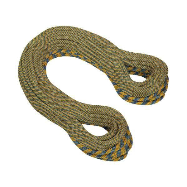 Mammut 9.5mm Infinity Bipattern Yellow