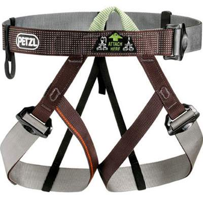 Petzl Pandion Front View