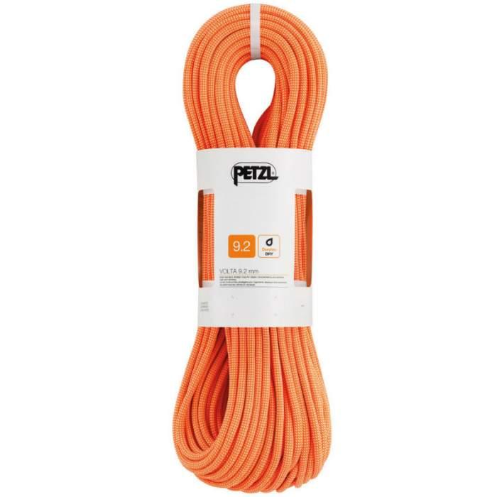 Petzl 9.2mm Volta Orange