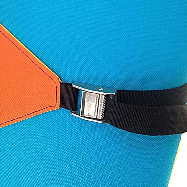 Asana Dynomite Pad Metal Strap View