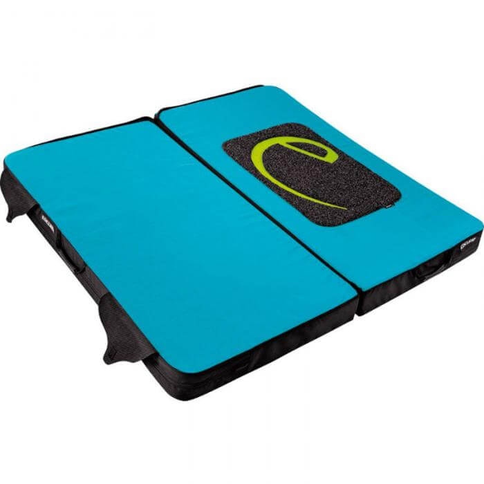 Edelrid Mantle II Bouldering Pad Open View