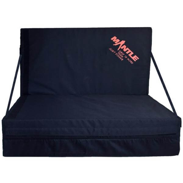 Mantle Climbing Crash pad, chair