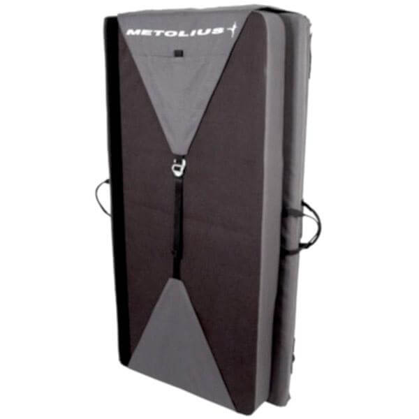 Metolius Magnum Crash Pad Back and Close View