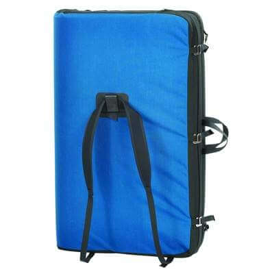 Podsacs Super Crashpad backpack straps