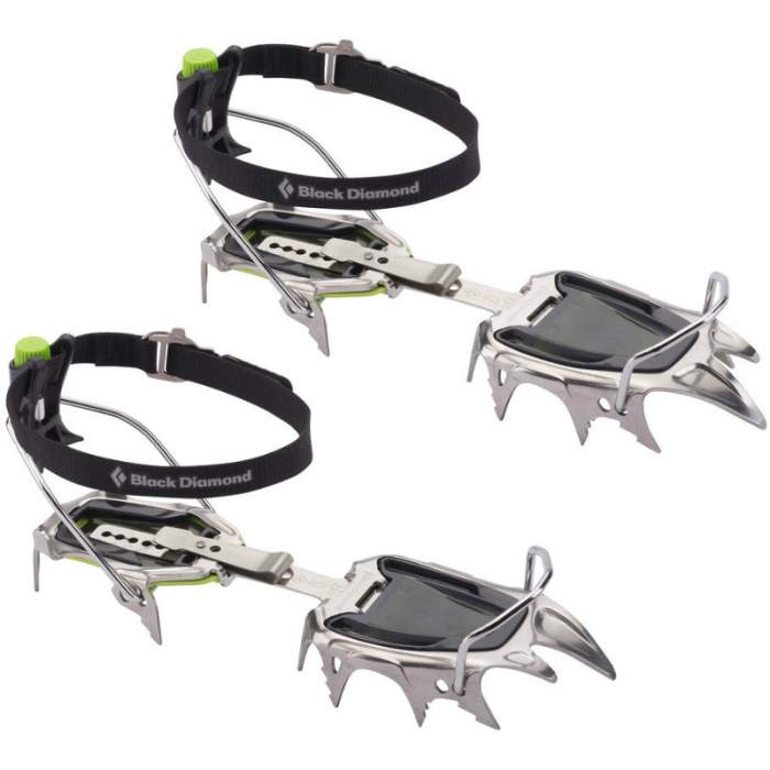 Black Diamond Snaggletooth Crampon Pair