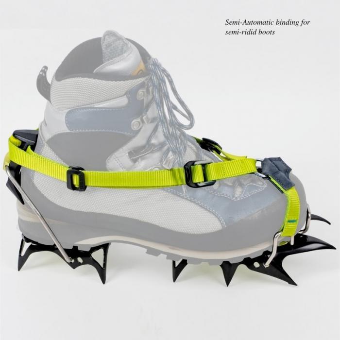 Edelrid Shark Crampon Semi-Rigid boot
