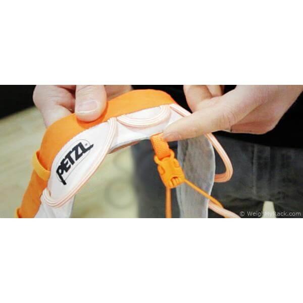 Petzl Sitta Harness Drop Seat Clip