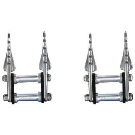 Simond Vampire Dual-point Kit