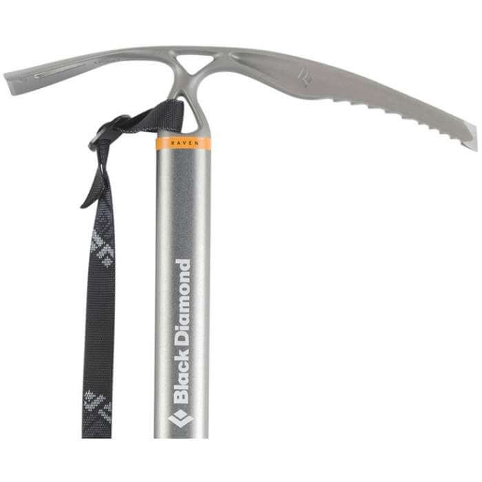 Black Diamond Raven with Grip Ice Axe Head