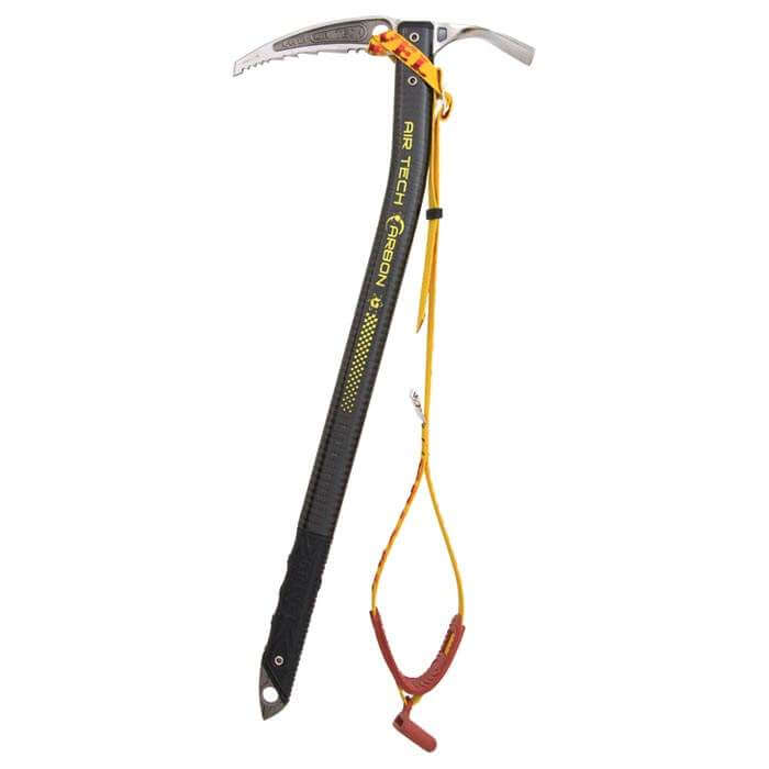 Grivel Air Tech Carbon W/Leash Ice Axe