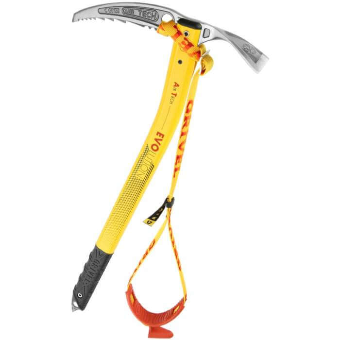 Air Tech Evo W/Leash Ice Axe