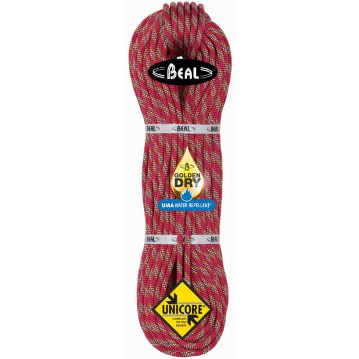 Beal 8.6mm Cobra II Unicore Golden Dry