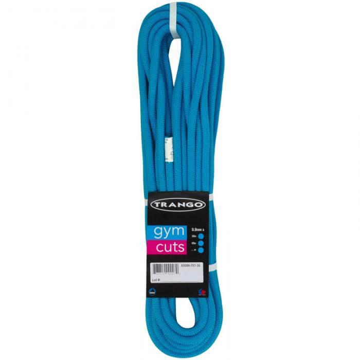 Trango 9.9mm Gym Cuts Blue