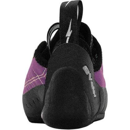 Evolv Elektra Lace Climbing Shoe Back