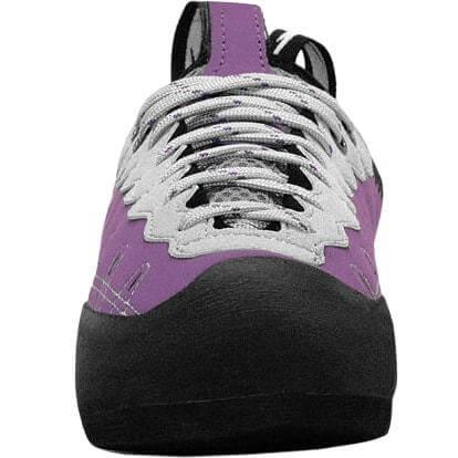 Evolv Elektra Lace Climbing Shoe Front