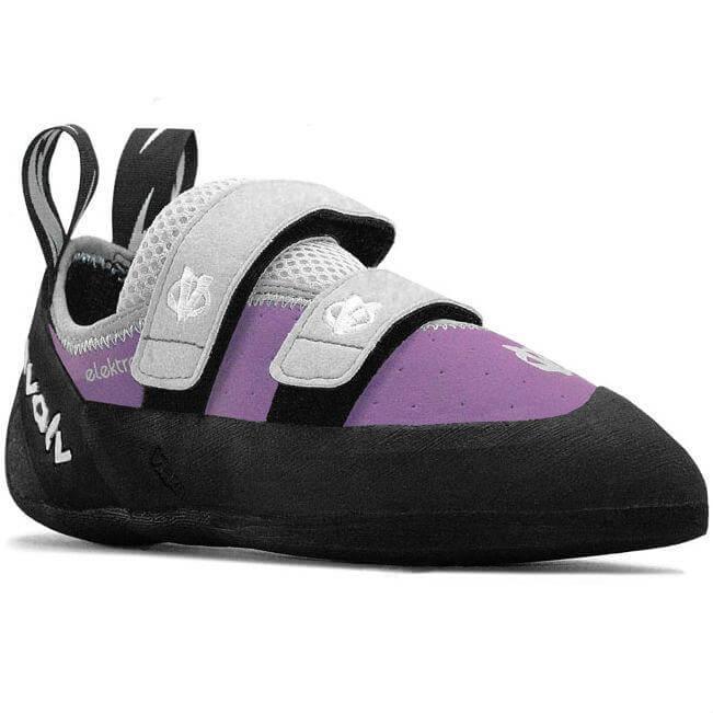 Evolv Elektra Violet Climbing Shoe