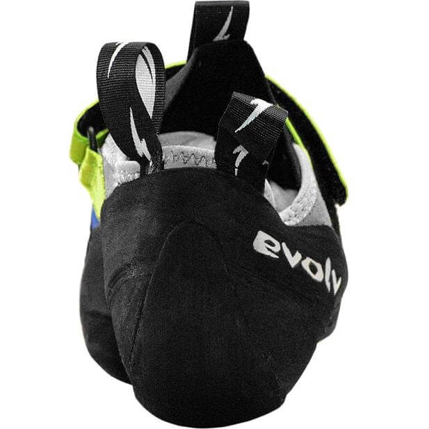 Evolv Nexxo Climbing Shoe Back