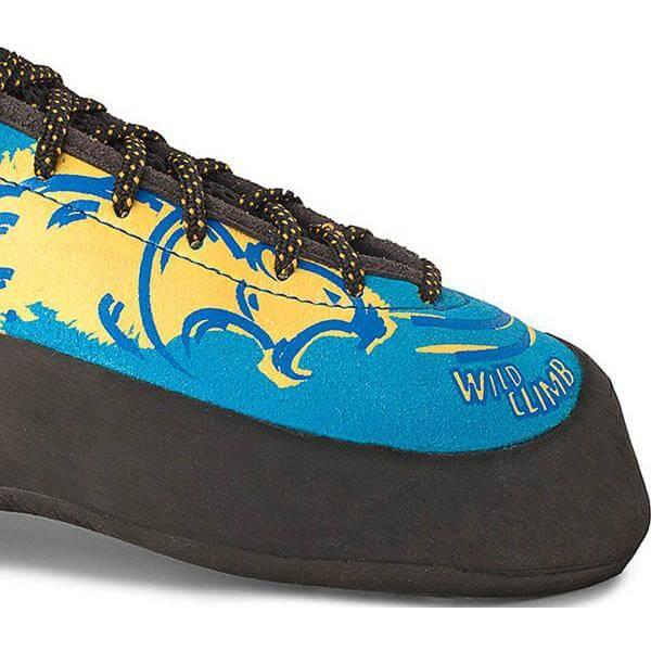 Wild Climb Pantera Blu Climbing Shoe