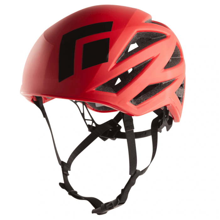 Black Diamond Vapor Climbing Helmet Red