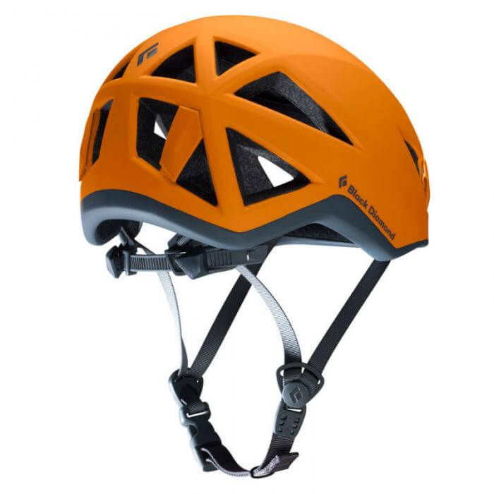 Black Diamond Vector Helmet Back