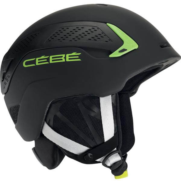 Cebe Trilogy Helmet Black