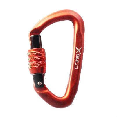 Climb X Tech Screw Lock Carabiner