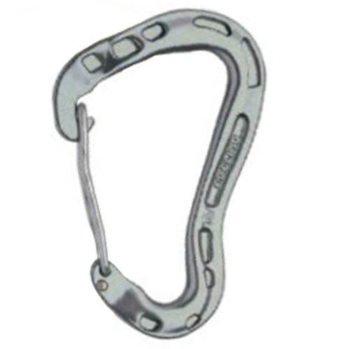 Edelrid Catch 22 Wire gate carabiner