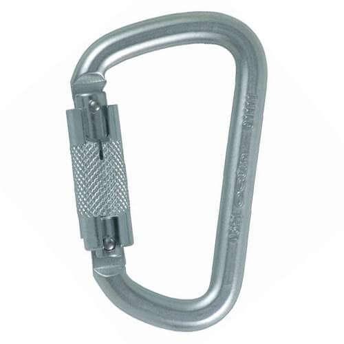 Ocun D-Biner Twistlock Steel