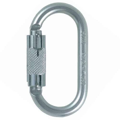 Ocun Oval Twistlock Steel