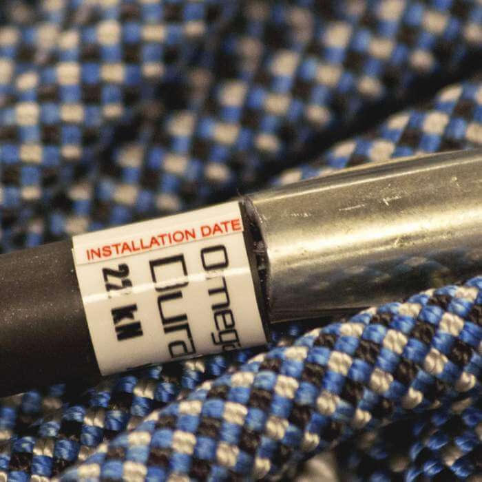 Omega Pacific Dura Draw Installation Date