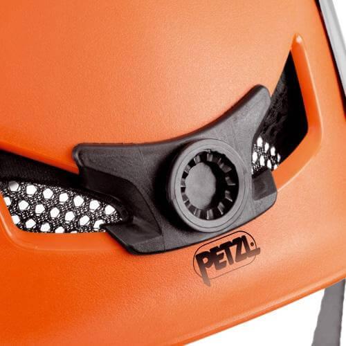 Petzl Altios Back Closeup