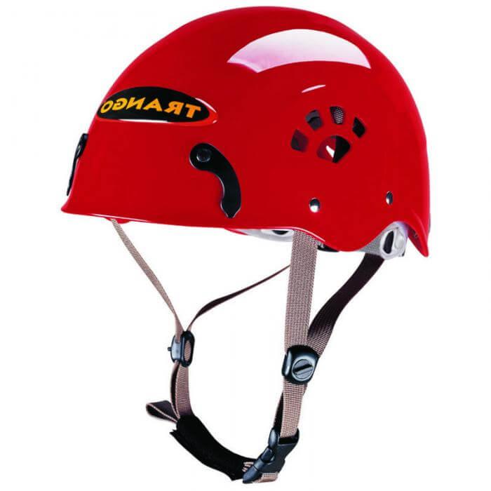 Trango CPU Red Climbing Helmet