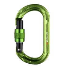 Climb X Oval Tech Screw Carabiner
