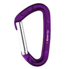 Climb X Tech Straight Gate Carabiner
