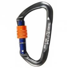 Trango Smooth Screwlock Carabiner