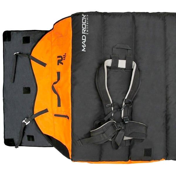 Mad Rock R3 Eco Bouldering Pad Back