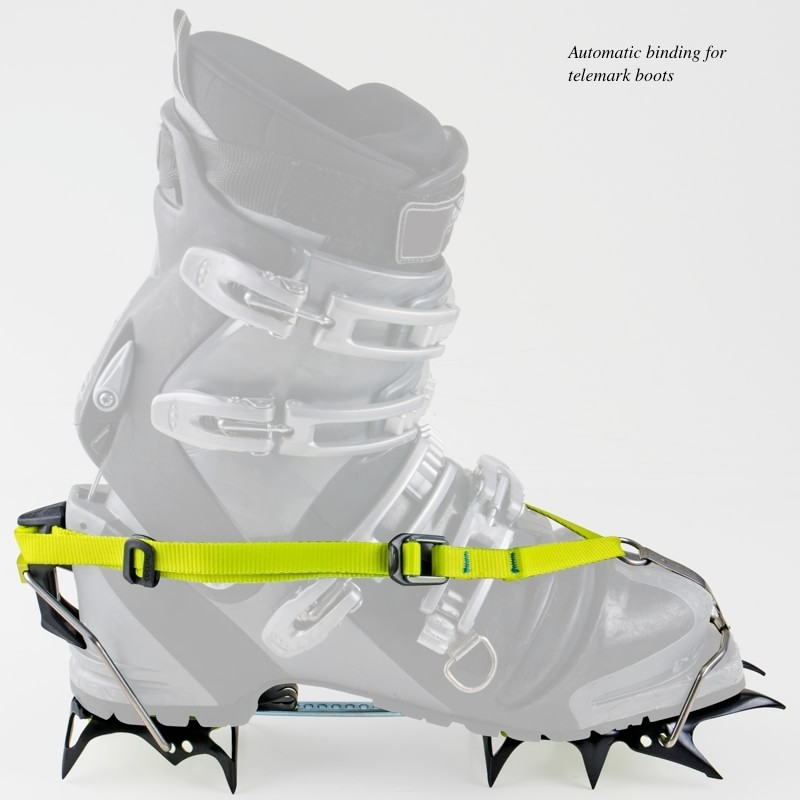 Edelrid Shark Crampon Telemark Boot