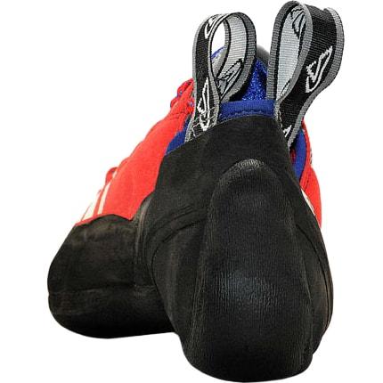 Evolv Luchador Climbing Shoe Back