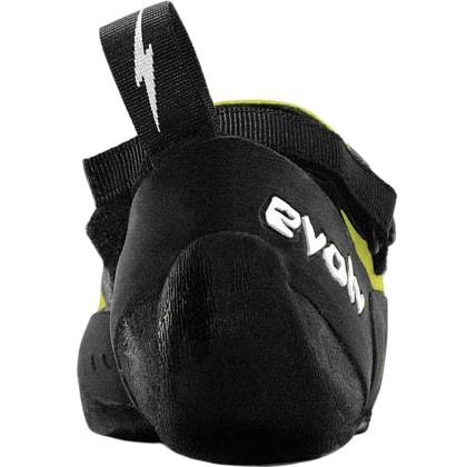 Evolv Venga Kid Climbing Shoe Back