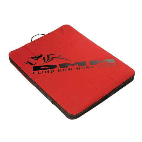 DMM Dyno Bouldering Pad Full Open View