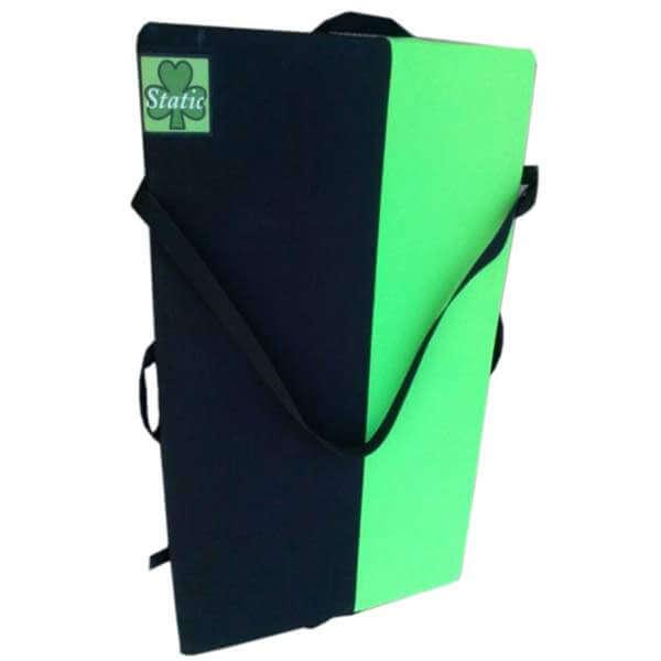 Vcrux DAB - Bouldering Crash Mat Green Full Open View