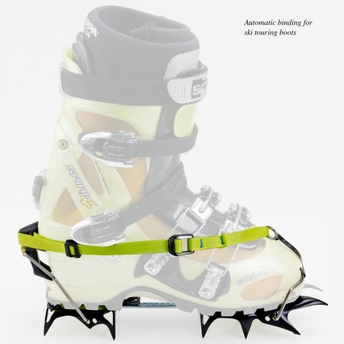 Edelrid Shark Crampon Ski Boot, Option 1