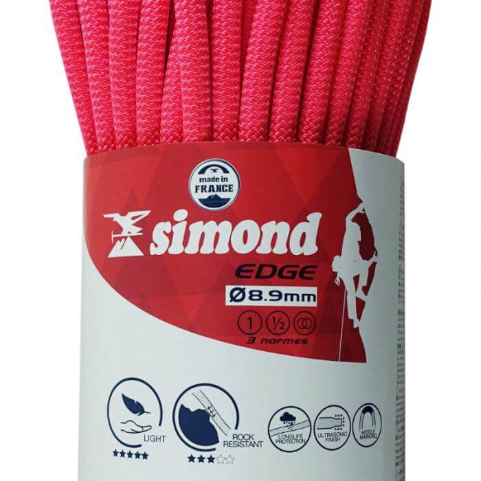 Simond 8.9mm Big Wall 80m