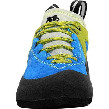 Evolv Axiom Climbing Shoe Front