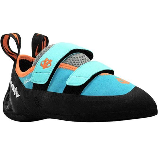 Evolv Elektra Teal Climbing Shoe