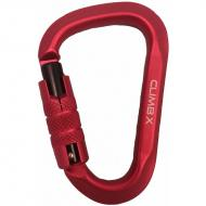 Climb X Ultra HMS Triple Lock Red